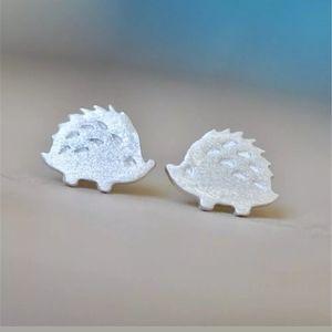 Jewelry - Hedgehog Mini Stud Earrings